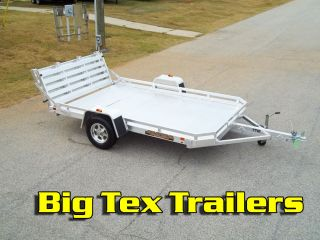 All Aluminum Utility Trailers ATV Trailers from Aluma Top Quality