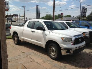 2008 Toyota Tundra Extended Cab Pickup