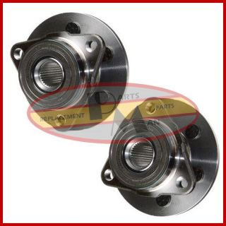 TIMKEN New 2 Front Wheel Bearing Hub Assembly 4x4