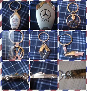 High Quality Motors Car Truck Logo Car Model Key Chains Keychain Men Accessories