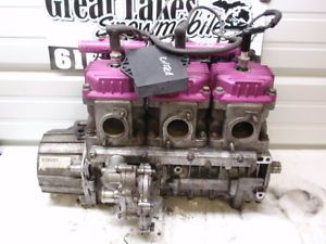 Polaris Ultra 680 Fuji Triple Snowmobile Engine EC68PL Touring XCR 600 700