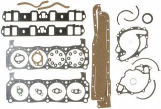 Ford 351CI 5 8L V8 Victor Reinz Engine Kit Gasket Set 953036VR