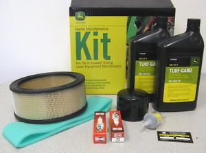 John Deere Home Maintenance Kit LG199 G100 G110 L130 SABRE2554HV Scotts S2554