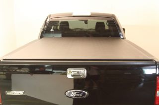 Tonnopro Lo Roll Tonneau Cover Truck Bed Made to Custom Fit Over 100 Trucks