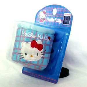 Hello Kitty Blue Car Cup Drink Holder Car Truck Accessories for Girls