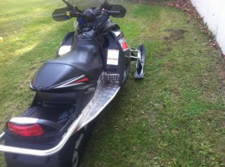 2005 Ski Doo Rev 550F with Only 684 Original Miles Low Reserve