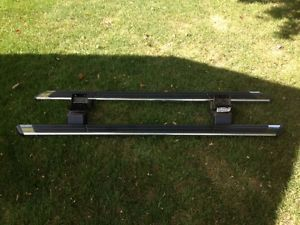 "2004 2013 Ford F 150 Super Extended Cab Chrome 5"" Nerf Bars Running Boards"