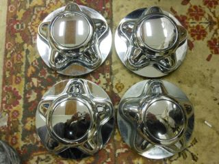 1997 Ford F150 Chrome Center Cap Set