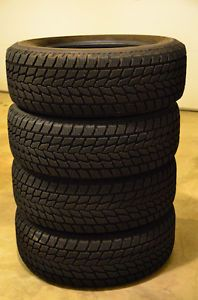 Toyo Tire Observe G 02 Plus 225 60R16 Winter Snow Tires Set of 4