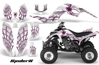 Yamaha Raptor 660 Graphics Kit Decals Stickers SXPW