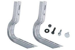 Lund 300029 Ford Sport Trac Nerf Step Bars Mounting Kit EZ Bracket Truck Steel