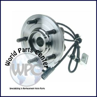 2 Front Wheel Bearing Hub Assembly FWD AWD Models New