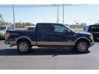F150 Lariat 4x4 King Ranch Ecoboost Luxury Package Navigation Off Road Package