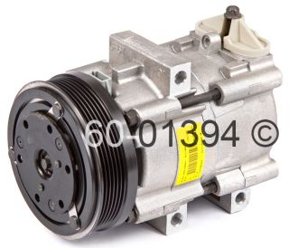 Ford Contour Mercury Cougar Mystique V6 Brand New AC A C Compressor w Clutch