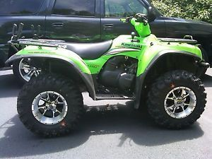 "25"" Honda Rancher ITP Mud Lite A T ATV Tire ITP SS Wheel Kit Lifetime Warranty"