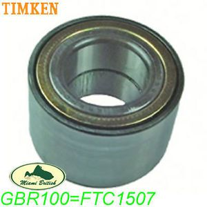 Land Rover Front or Rear Wheel Hub Knuckle Bearing Range P38 GBR100 TIMKEN