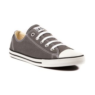 Womens Converse All Star Dainty Athletic Shoe, Gray