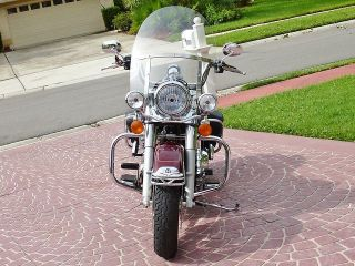 2008 Road King Classic Loaded Custom Chrome Performance Upgrades Mint Cond