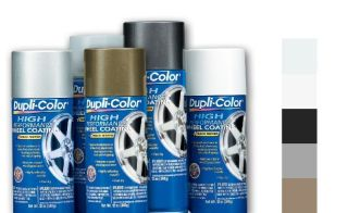 Dupli Color HWP103 Clear High Performance Wheel Coating
