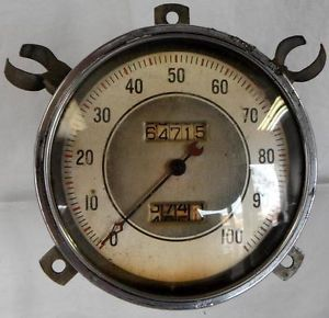Ford Speedometer Hot Rod Parts Vintage Stewart Warner 1930 40 Dashboard Gauge