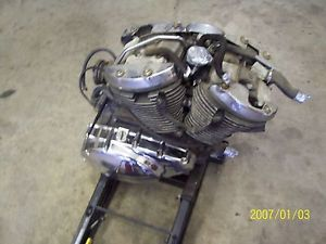 2002 Suzuki Volusia VL800 C50 Complete Running Engine Motor 01 02 03 04