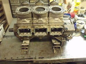 Ski Doo 700 Triple Engine Mach 1 Mach Z Formula 3 Short Block