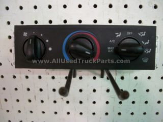 Ford Ranger Pickup Truck Explorer SUV Interior Dash Heater AC Control Panel