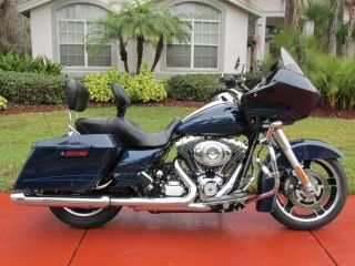 2013 Road Glide Custom Low Miles Fully Loaded Factory Warrant EXC Condition