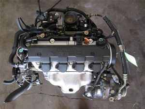 01 Honda Civic EX Engine