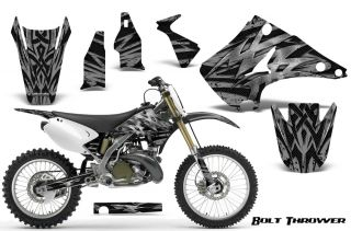 Kawasaki KX125 KX250 03 12 Graphics Kit Decals Creatorx BTS