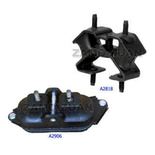 00 11 Buick Allure Lacrosse Chevy Impala Engine Motor Trans Mount Set 2pcs