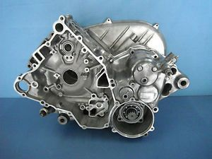 Kawasaki KFX 700 KFX700 Crank Case Crankcase Engine Cases