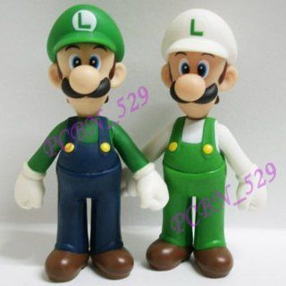 Super Mario Brothers Action Figure Set