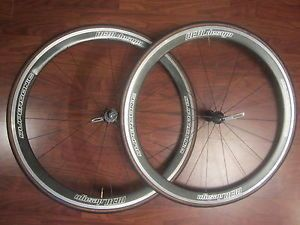 Real Design Supersonic Carbon Aero 650c Wheel Set Continental Grand Prix Tires