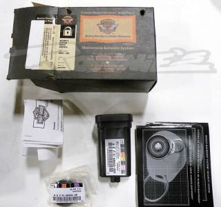 Harley Davidson Factory Security System