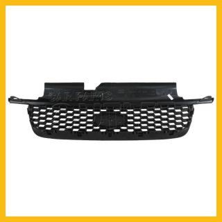 01 02 03 04 Ford Escape XLS Front Grille Grill Replacement Assembly New Blk