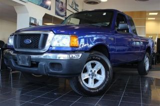 2004 Ford Ranger Four Wheel Drive Ice Cold A C