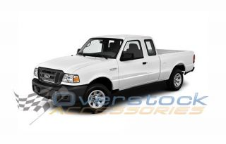 1997 2011 Ford Ranger 8ft Long Bed Stainless Steel Raptor Truck Bed Side Rails