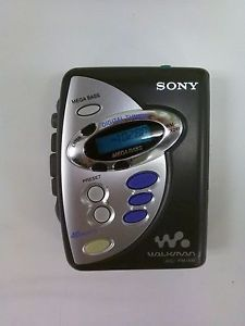 Sony Wm FX281 Radio Cassette Player Walkman