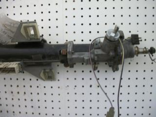 Ford Ranger Pickup Truck Bronco II Explorer Steering Column Floor Shift