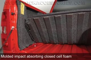 Bedrug Bed Rug Liner 2004 2013 Ford F 150 5 5ft Bed No Step Gate Floor Mat
