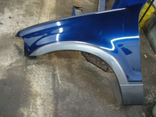 02 05 Ford Explorer Left Driver Side Fender Blue