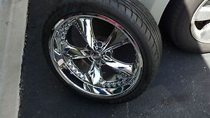 FOOSE Nitrous Wheels, Tires & Parts