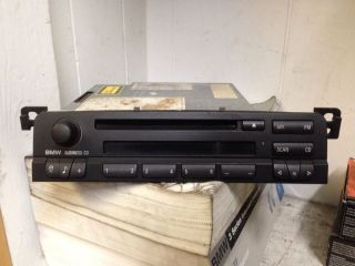 BMW E46 Business Radio CD Player 99 06 330CI M3 325i 328i 330i
