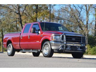 2004 Ford Super Duty F250 Crew Cab 6 0L Diesel Low Miles and Runs Good One Owner