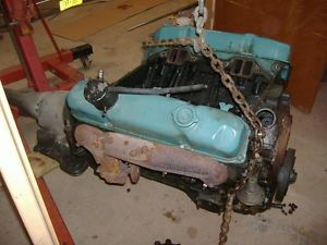 1971 Chrysler Dodge Plymouth Mopar 440 Engine and 727 Transmission
