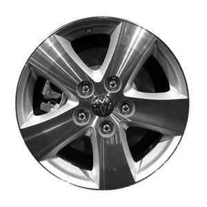 "17"" Alloy Wheel Rim for 2009 2010 Dodge Journey"