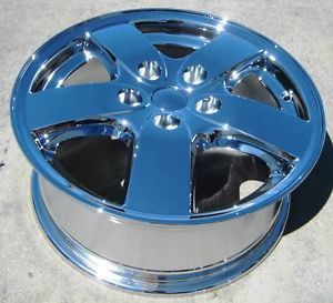 "Exchange Your Stock 4 16"" Factory Dodge Caravan Journey Chrome Wheels Rims 2274"