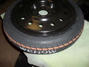 2012 FORD Fusion COMPACT SPARE TIRE OEM 2012 * INCLUDES TOOLS + JACK