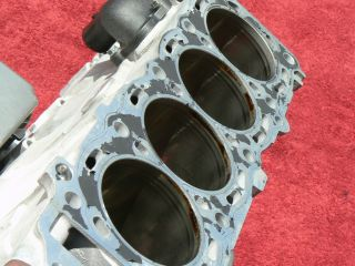 Crankcase Cases 05 06 GSXR1000 Nice GSXR 1000 Engine Case Block Cylinder
